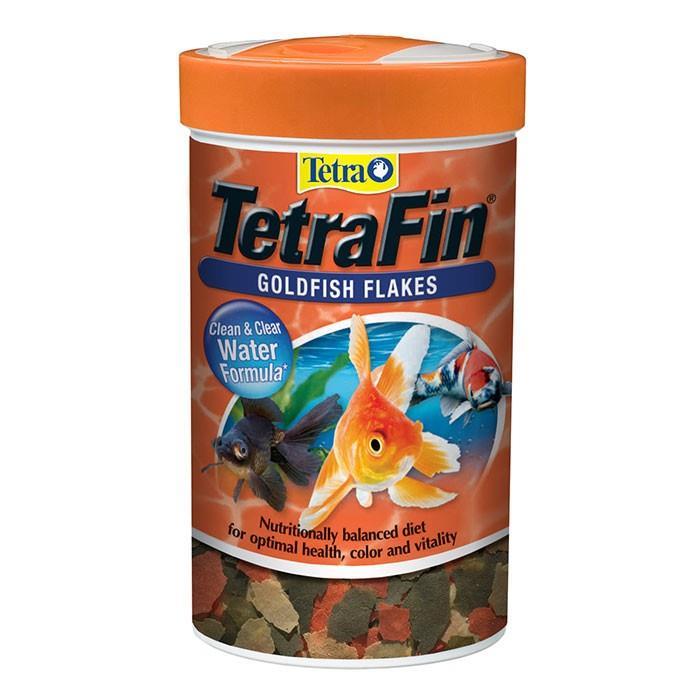 TetraFin Goldfish Flakes 12g