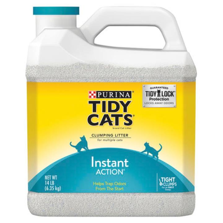 Tidy Cats Instant Action Clumping Cat Litter 6.35kg