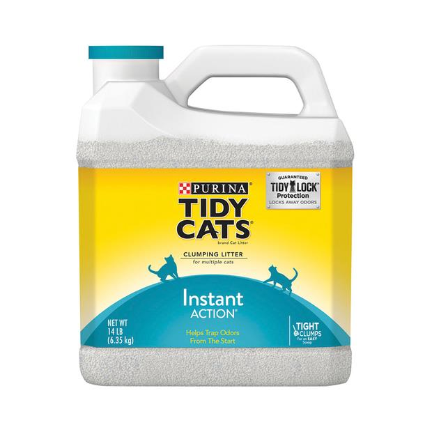 Tidy Cats Instant Action Scoop Jug 6.35kg