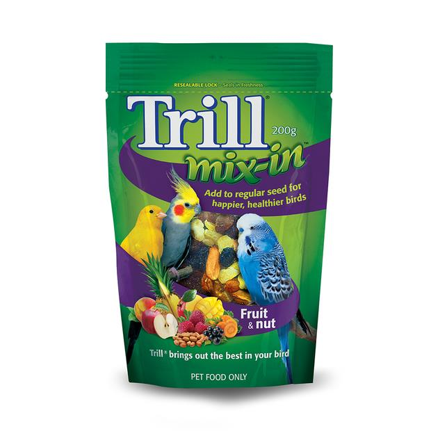 Trill Fruit And Nut Mix 200g