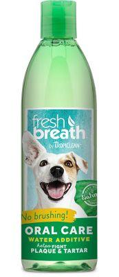 TropiClean Fresh Breath 473ml Water Add Original Small