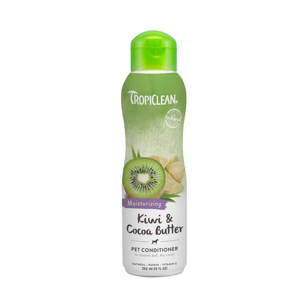 Tropiclean Conditioner Kiwi Cocoa Butter 355ml