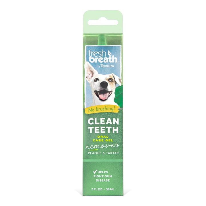 Tropiclean Fresh Breath Oral Care Gel 59ml