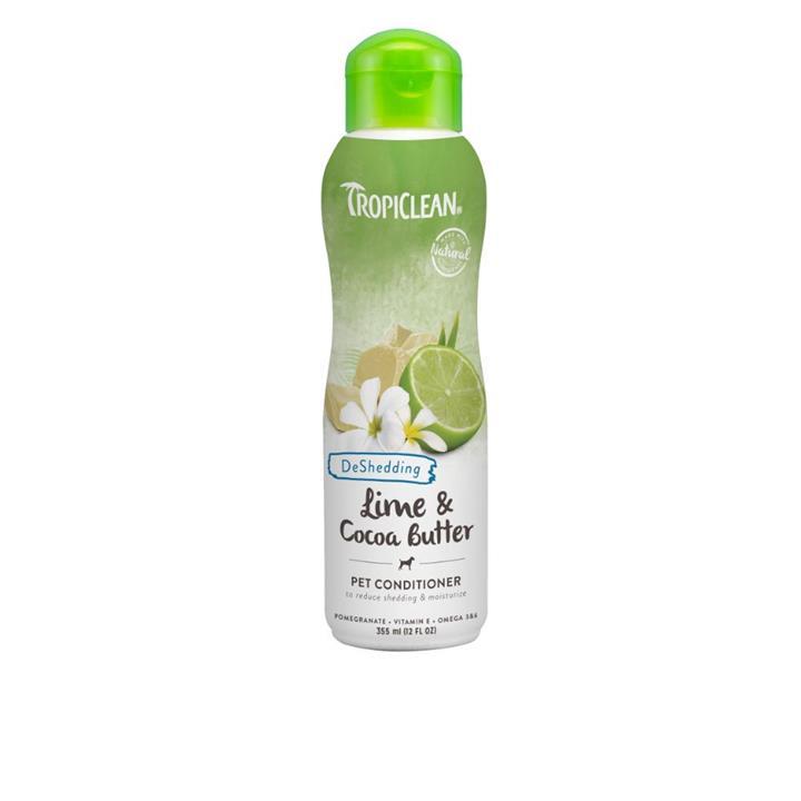 Tropiclean Lime & Cocoa Dog Shampoo 355ml