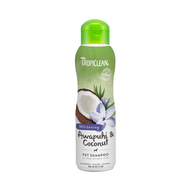 Tropiclean Shampoo Awapuhi Coconut 355ml