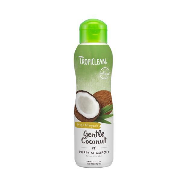 Tropiclean Shampoo Gentle Coconut 355ml