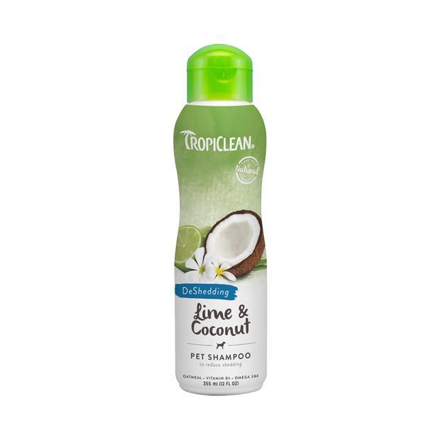 Tropiclean Shampoo Lime Coconut 355ml