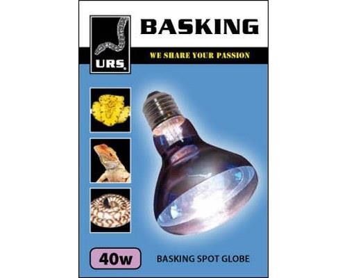 URS Basking Spot Globe 40W