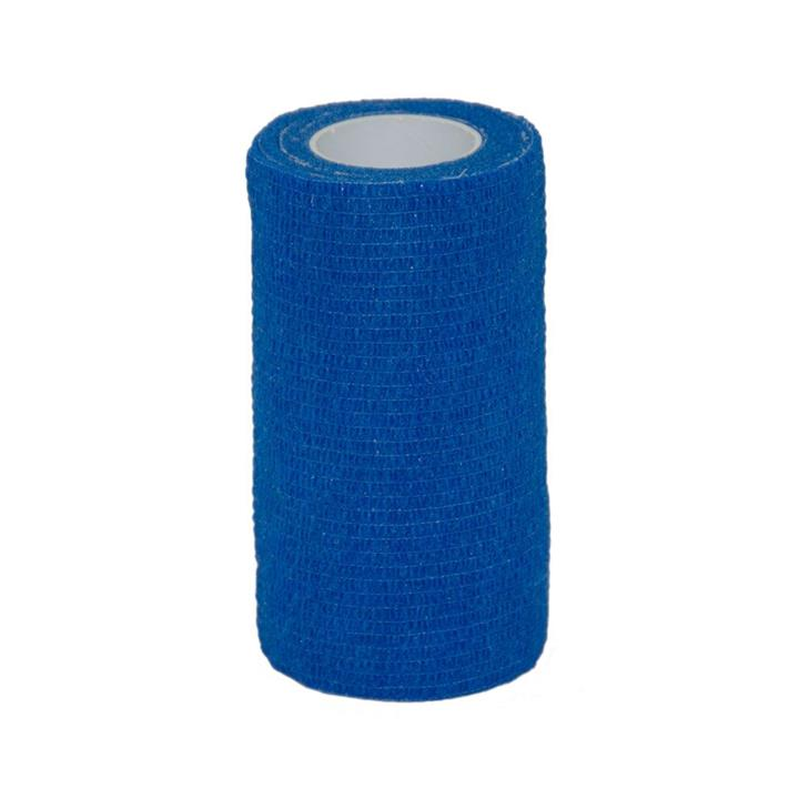 Value Plus Valuwrap Cohesive Pet Bandage 10cm Blue