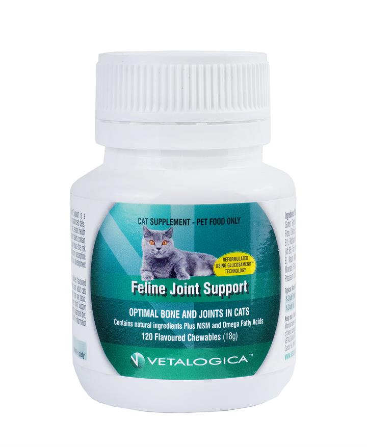Vetalogica Cat Joint Support 18g