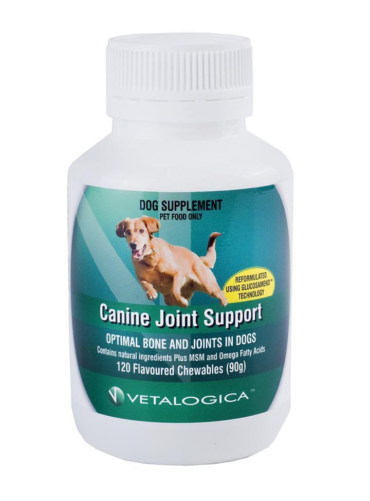 Vetalogica Dog Joint Support 90g