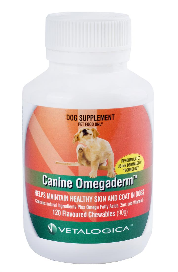 Vetalogica Dog Omegaderm 90g
