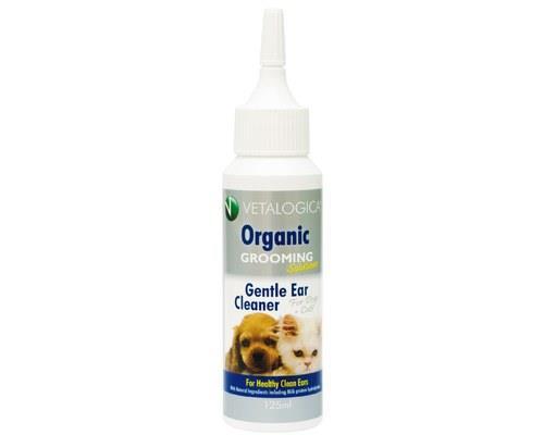 Vetalogica Organic Gentle Ear Cleaner For Pets 125ml
