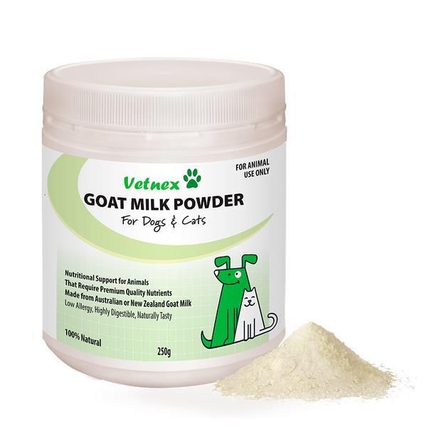 Vetnex Goat Milk Powder 250g