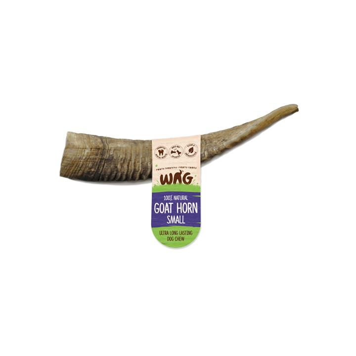 WAG Goat Horn Dog Treat Small