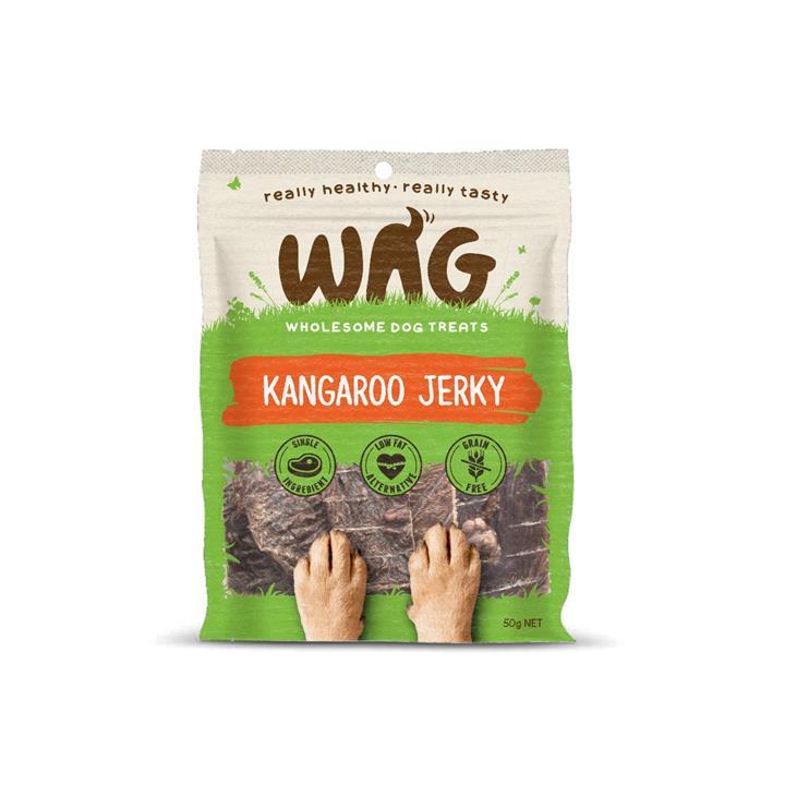 WAG Kangaroo Jerky Dog Treat