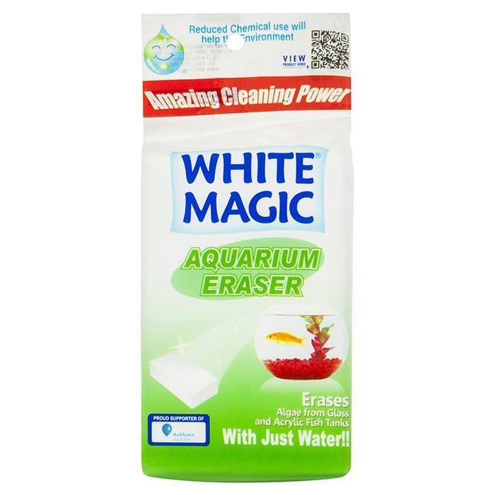 White Magic Aquarium Eco Cloth Green