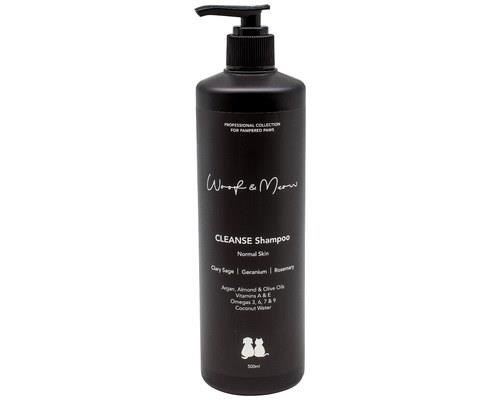Woof And Meow Cleanse Shampoo 500ml