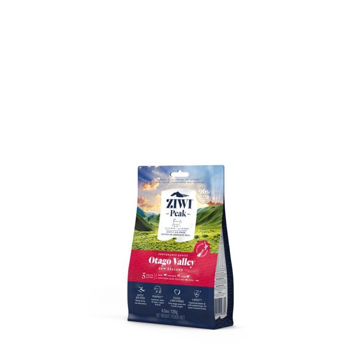 ZiwiPeak Air Dried Provenance Otago Valley Cat Food 128g