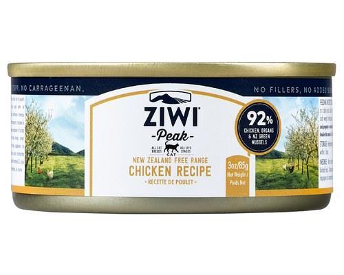 Ziwipeak Cat Can Chicken 85g