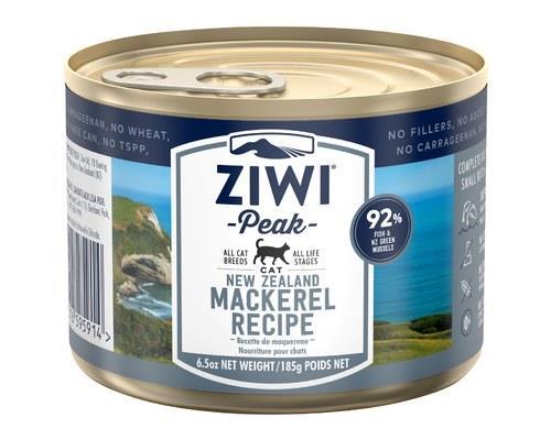 Ziwipeak Cat Can Mackarel 185g