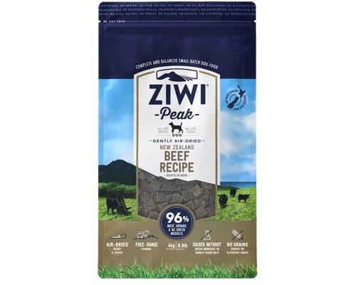 Ziwipeak Dog Air Dried Food Beef 4kg