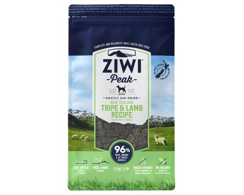 Ziwipeak Dog Air Dried Food Tripe & Lamb 2.5kg