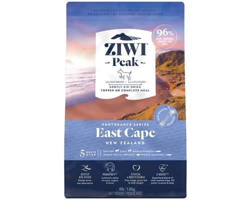 Ziwipeak Provenance East Cape Dog Food 1.8kg