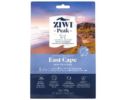 Ziwipeak Provenance East Cape Dog Food 140g