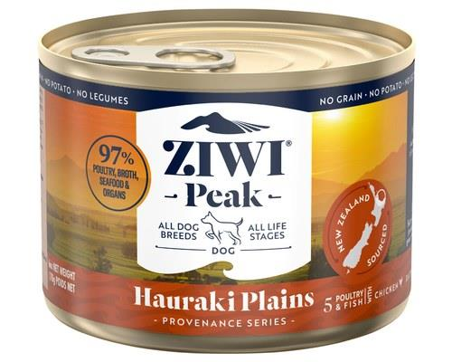 Ziwipeak Provenance Hauraki Plains Dog 170g