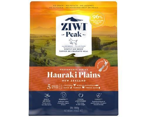 Ziwipeak Provenance Hauraki Plains Dog Food 900g