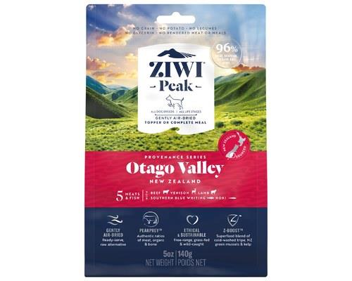 Ziwipeak Provenance Otago Valley Dog Food 140g