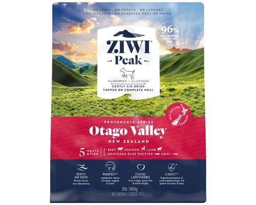 Ziwipeak Provenance Otago Valley Dog Food 900g