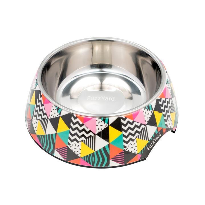FuzzYard Dog Bowl No Signal! Large