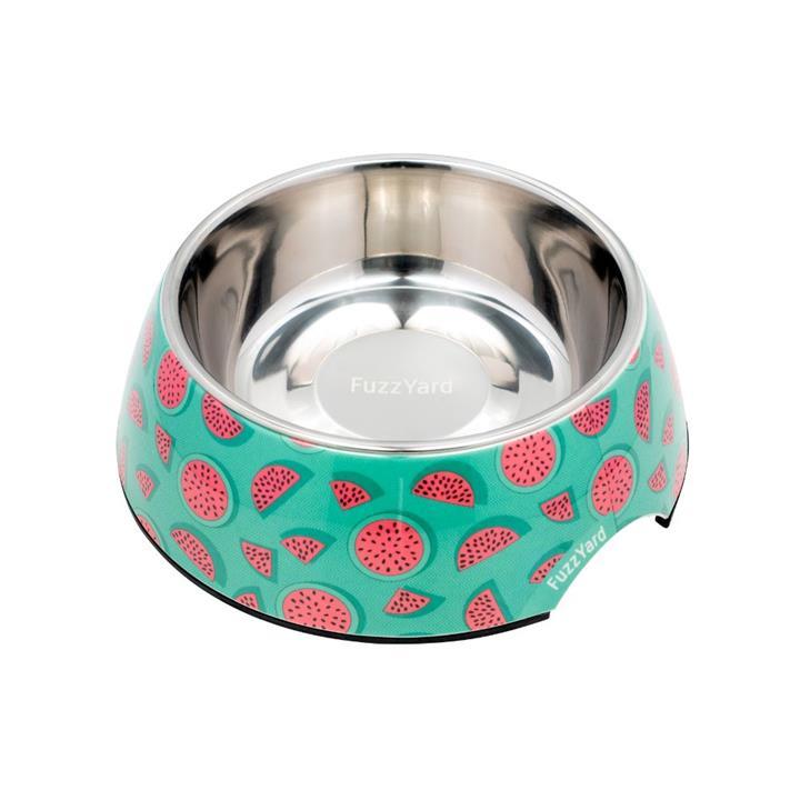 FuzzYard Dog Bowl Summer Punch Medium