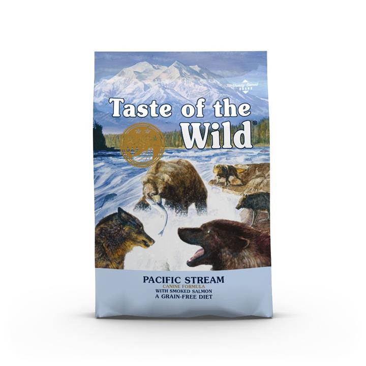 Taste Of The Wild Grain Free Pacific Stream Smoked Salmon 18.14kg