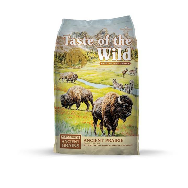 Taste of the Wild Ancient Grains Ancient Prairie Dog Food