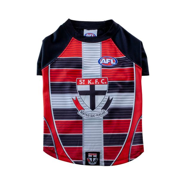 AFL Dog Tshirt St Kilda Saints