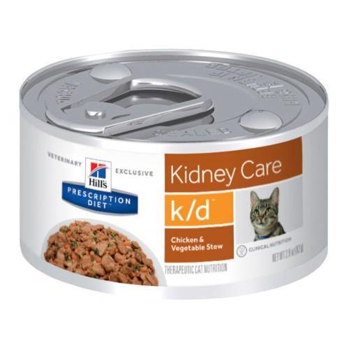 Hills Prescription Diet k/d Kidney Care Chicken Vegetable Stew......