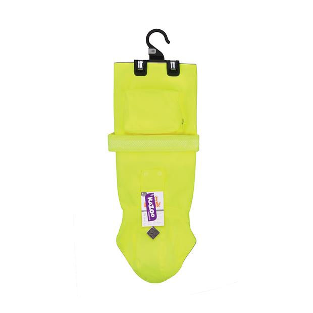 Kazoo Coat Rainy Days Yellow Xx Large