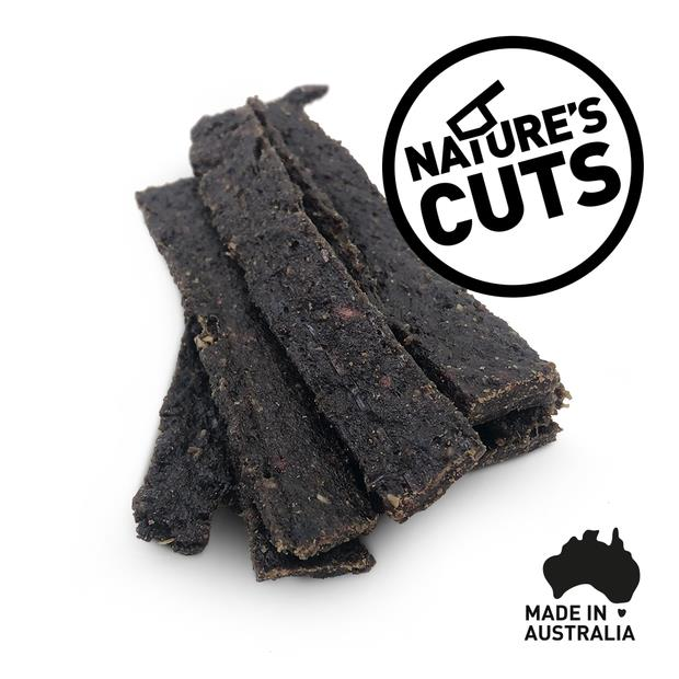 Natures Cuts Beef Strips 400g