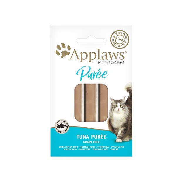 Applaws Cat Treats Puree Tuna 16x7g