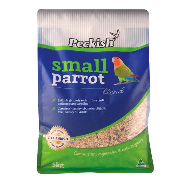 Peckish Small Parrot Blend 5kg